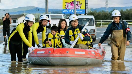 Foto: (Kyodo News / via AP Photo)