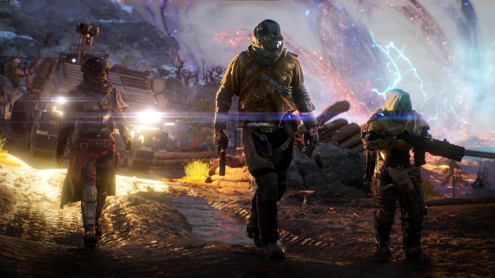Outriders é o maior lançamento do ano no Steam |  Jogos de ação | Gaming Lab