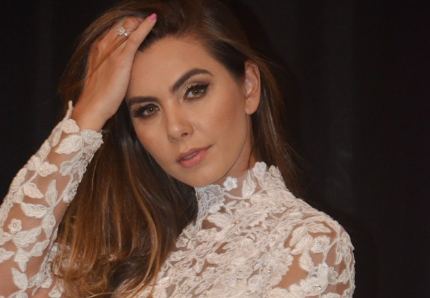 Letícia Datena (Foto: Arnaldo Silva)