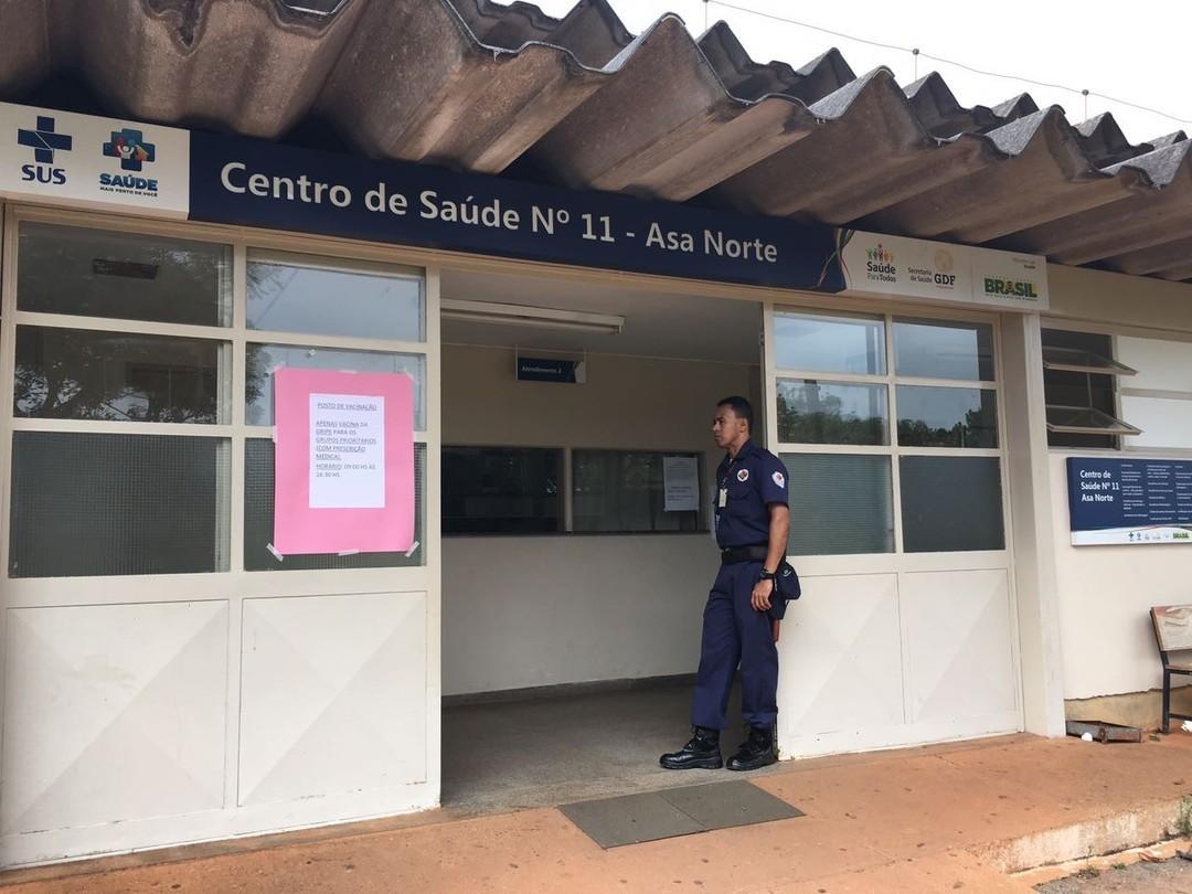 Hospitais do DF já podem 'dispensar' casos leves nos prontos-socorros; entenda