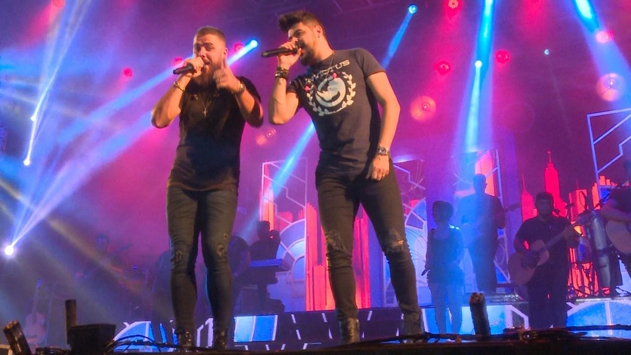 Dupla Zé Neto & Cristiano apresenta sucessos da carreira em show em Campinas - Radio Evangelho Gospel