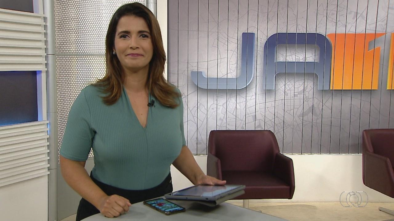 VÍDEOS: Jornal Anhanguera 1ª Edição de quinta-feira, 6 de maio de 2021