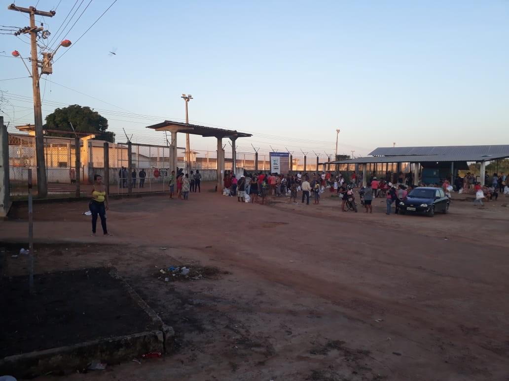 Empresa suspende alimentação de presos por um dia em Boa Vista e acusa governo de atraso nos pagamentos