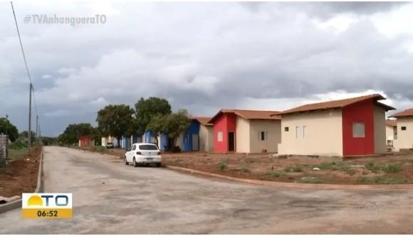 Após anos de espera, 40 famílias carentes devem receber casas populares em Palmas