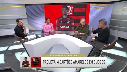 Seleção SporTV analisa fase de Lucas Paquetá no Flamengo