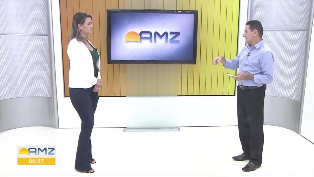 VÍDEOS: Bom Dia Amazônia - RO de sexta-feira, 15 de fevereiro de 2019