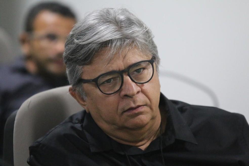 Dirigente demonstra preocupação com a situação atual dos clubes menores — Foto: Raniery Soares / FPF-PB