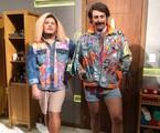 Marcus Majella e Pedro Monteiro nos bastidores do 'Vai que cola' | Reprodução/ Instagram