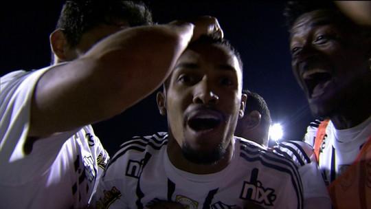 Os gols de São Bento 1 x 1 Figueirense pela Série B do Campeonato Brasileiro