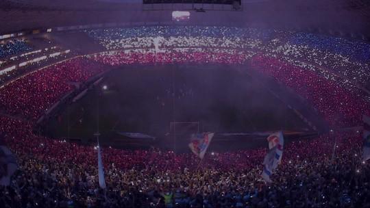 Crônica: Multidão de tricolores em festa coroa melhor temporada da história do Fortaleza