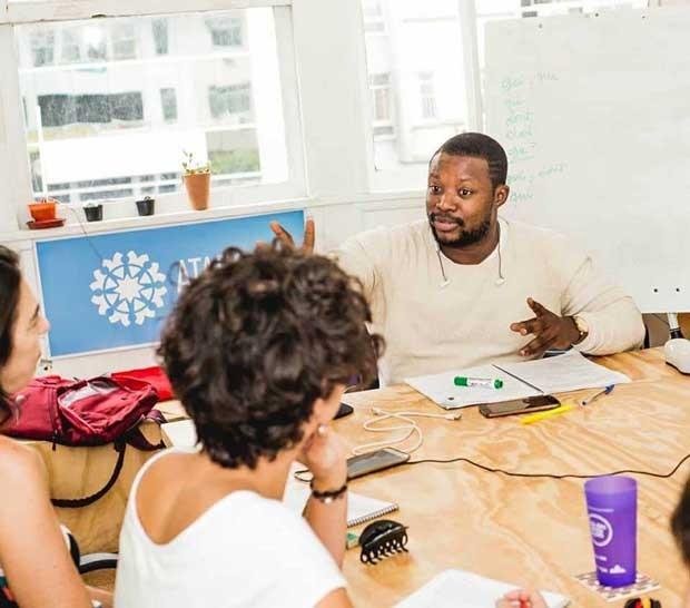 3 iniciativas criadas por refugiados em SP (Foto: Divulgação)