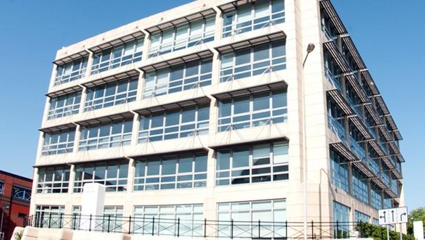 Sede da empresa de fabricação de smartphones HTC , criada em Taiwan (Foto: Getty Images)