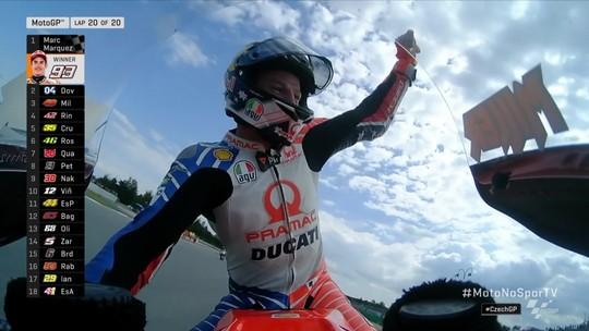 Marc Marquez vence o MotoGP da República Tcheca