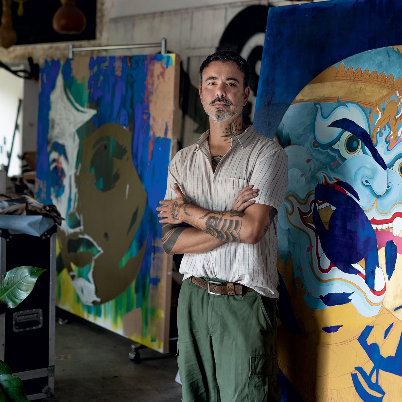 8 artistas que transformam a cidade em um grande acervo de arte urbana (Foto: Wesley Diego Emes)