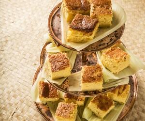 Simples de fazer, bolo cremoso de milho fica pronto em 40 minutos