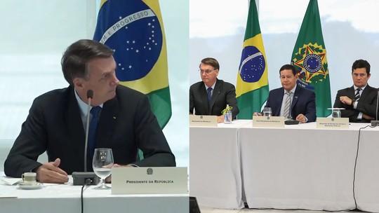 Foto: (Reprodução e Marcos Corrêa/PR)