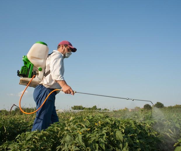 Agrotóxico (Foto: Thinkstock)