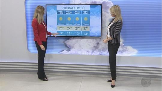 Termômetros marcam 6,3ºC na manhã desta segunda-feira em Ribeirão Preto, SP