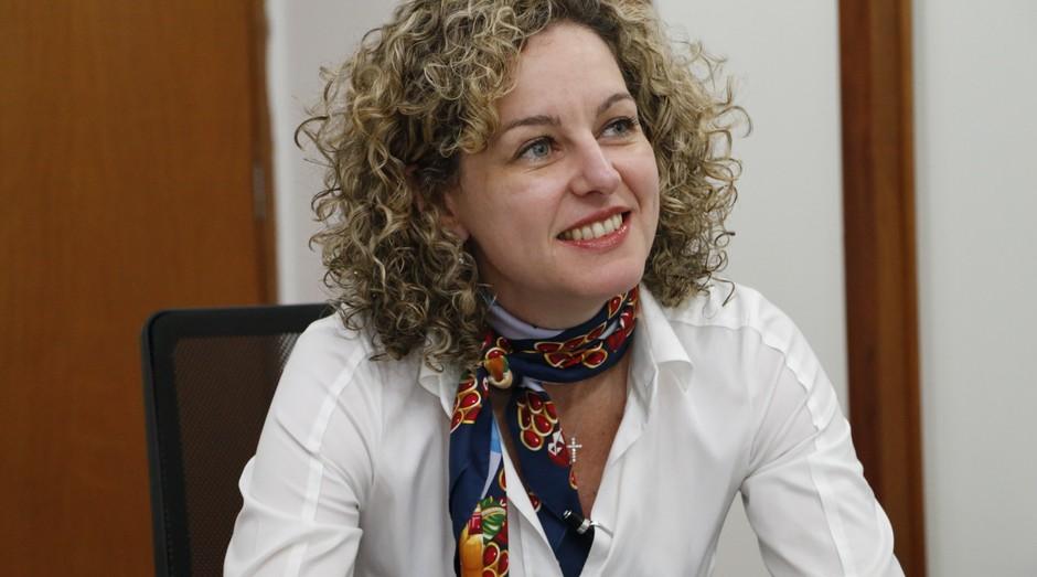 Ana Carla Abrão, ex-secretária da Fazenda de Goiás e sócia da Oliver Wyman (Foto: Secretaria da Fazenda de Goiás)