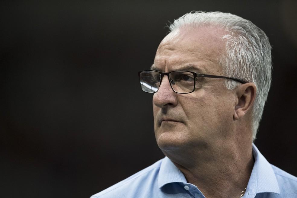 Dorival Jr deve deixar o Flamengo ao fim do ano — Foto: Jorge Rodrigues / Eleven / Estadão Conteúdo