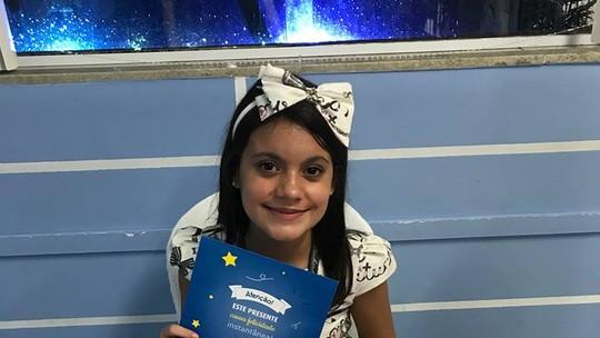 Representante de Rio das Ostras, RJ, no The Voice Kids revela paixão pela escrita