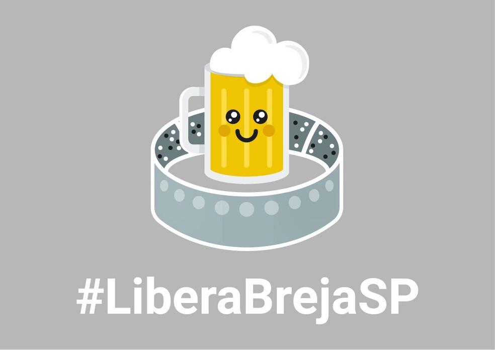 Clubes fazem manifesto por cerveja nos estádios — Foto: Divulgação
