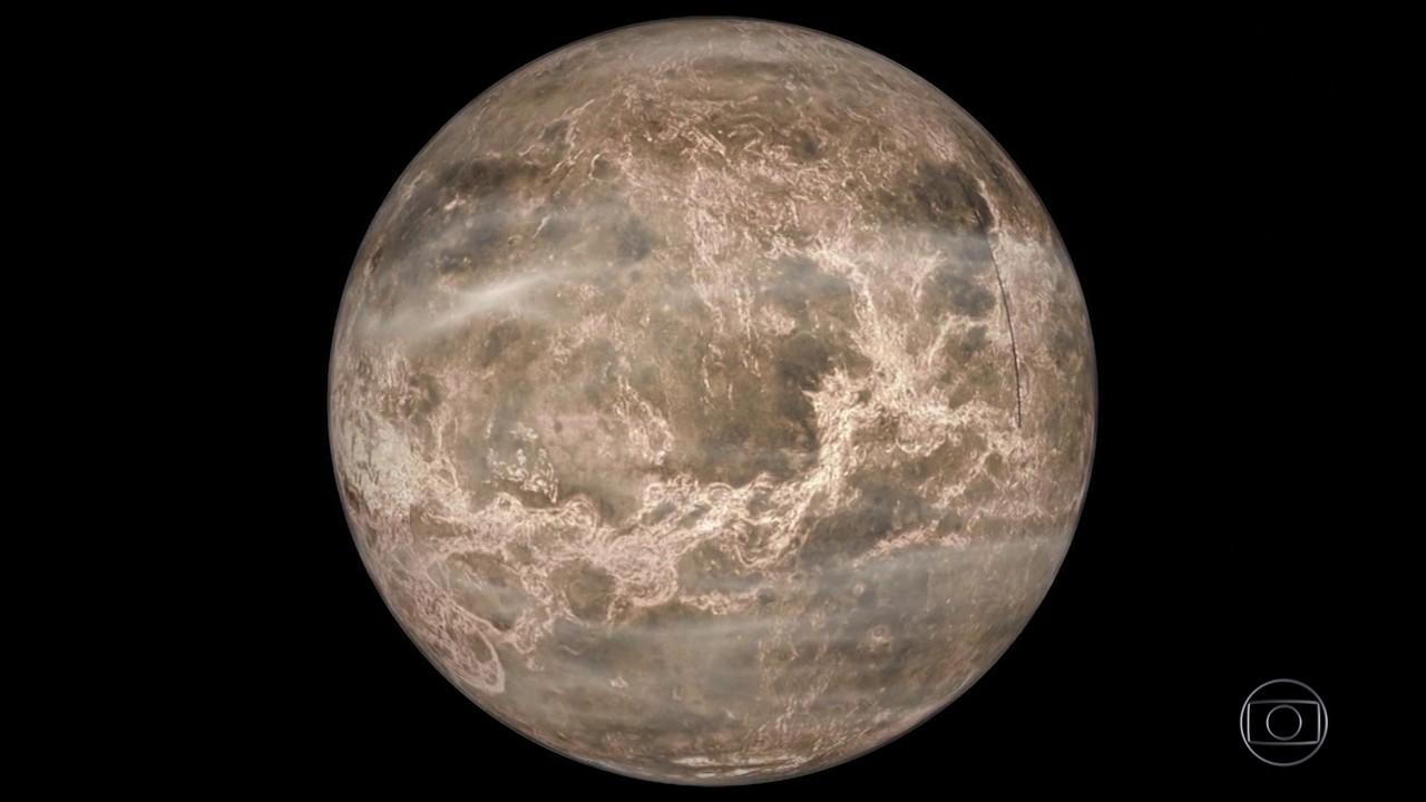 Astrônomos identificam possível presença de vida no planeta Vênus
