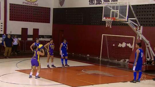 Macapá vence a AABB/Cibe e conquista o 2º turno do Estadual de Basquete Feminino