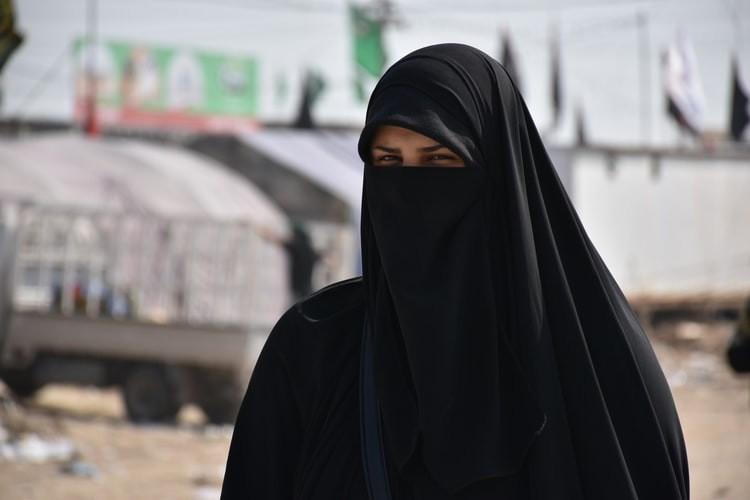 O niqab (Foto: Unsplash)
