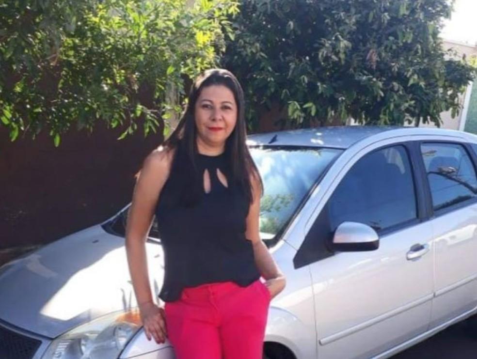 Alessandra Francisca de Paula Barbosa, morta em Artur Nogueira — Foto: Reprodução/EPTV