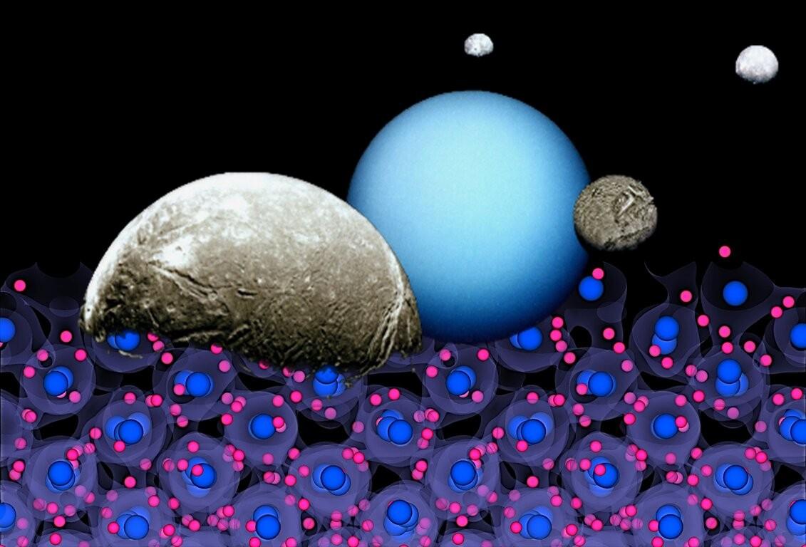Estudo revela informações sobre água alienígena em Urano e Netuno (Foto: Federico Grasselli)