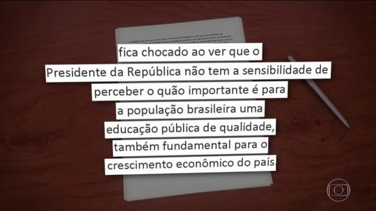 Declaração de Bolsonaro tem repercussão entre especialistas da educação e no governo