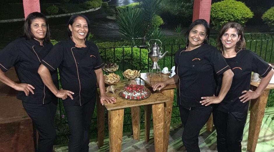 As mulheres do Meninas Buffet (Foto: Divulgação)