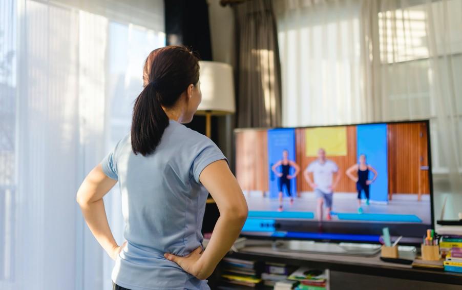 Prefeitura de Santa Bárbara d'Oeste disponibiliza vídeos gratuitos de exercícios físicos