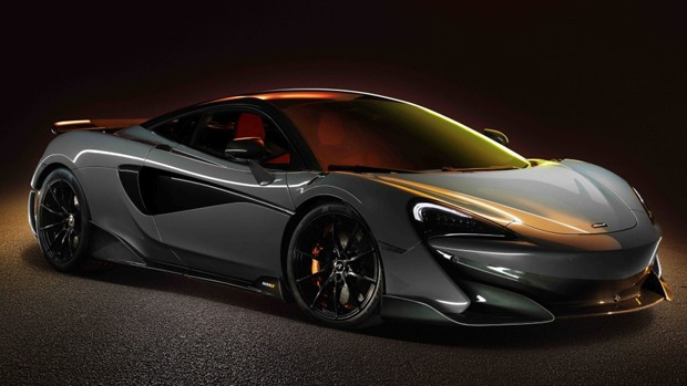 McLaren 600LT (Foto: divulgação)