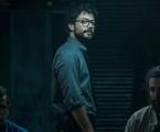 Álvaro Morte, o Professor, em cena da quarta temporada de 'La casa de papel' | Divulgação