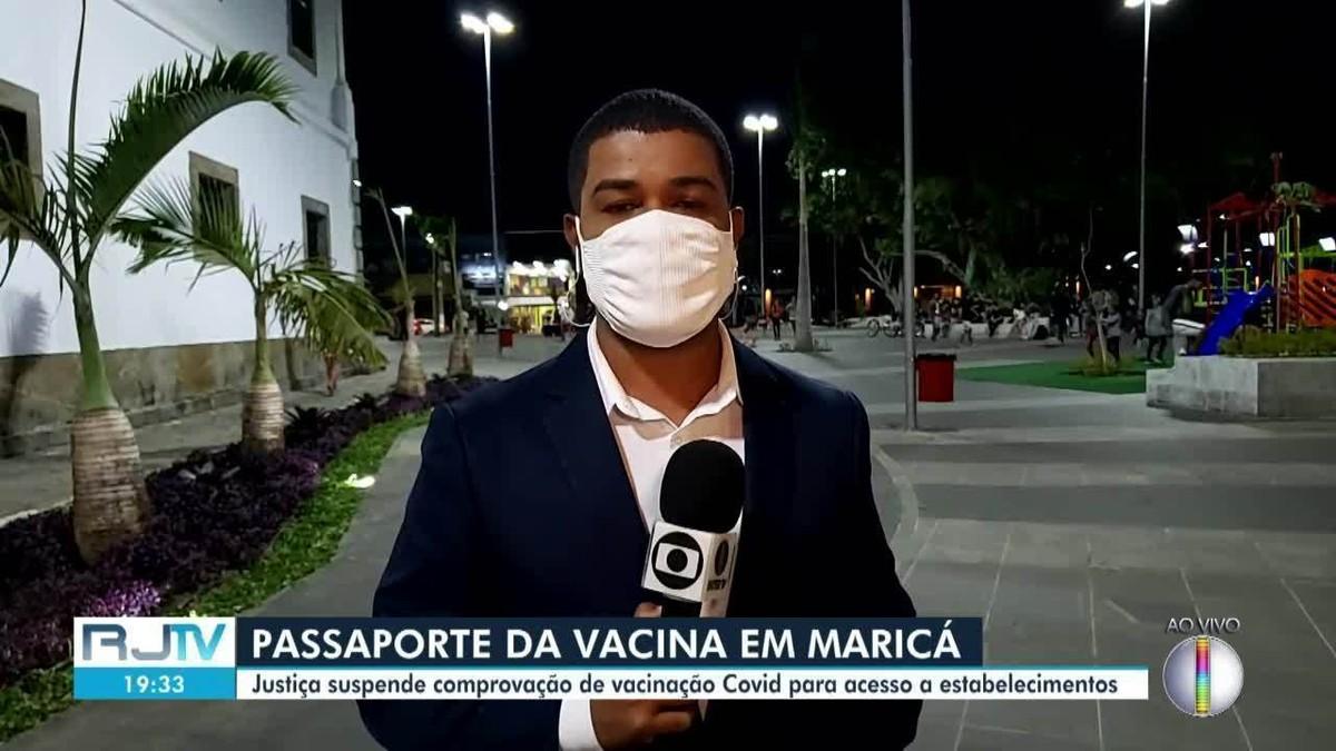Justiça suspende decreto que exigia comprovação de vacina para acessar locais de uso coletivo em Maricá, no RJ