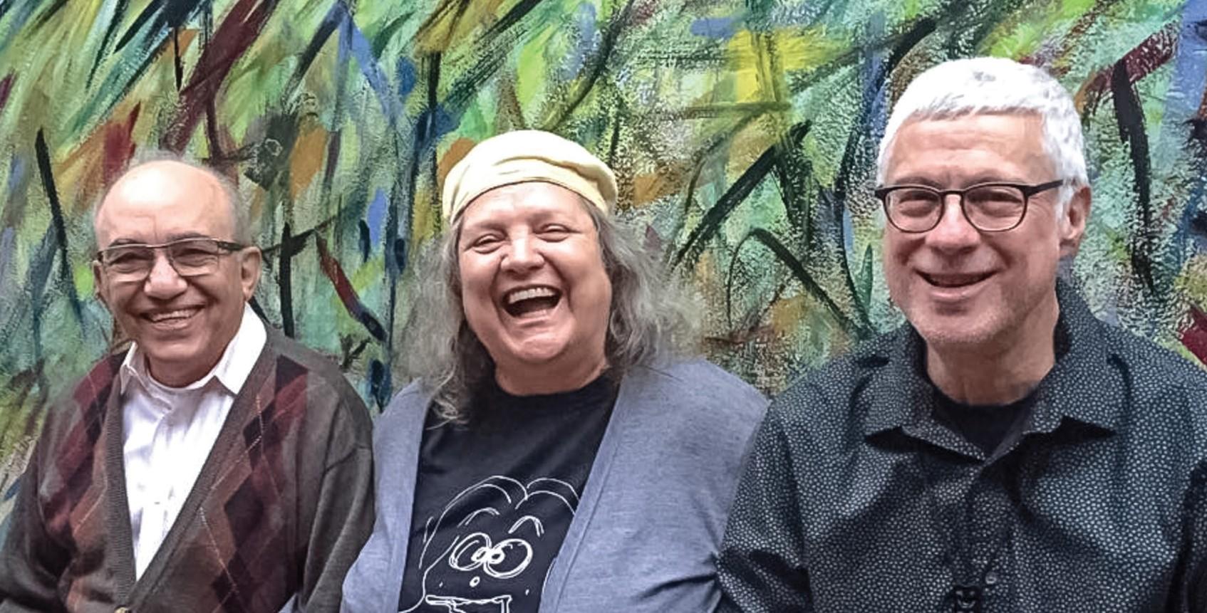 Músicos Amilton Godoy e Léa Freire se juntam com Harvey Wainapel em 'Novos caminhos' - Notícias - Plantão Diário