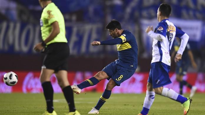 dc70134406 Com gols de Ábila e Tevez