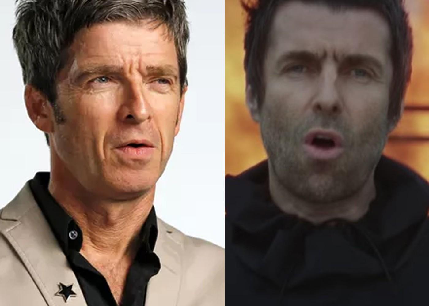 Inimigos pontuais: Noel e Liam Gallagher promovem rixa com lançamentos sincronizados - Notícias - Plantão Diário