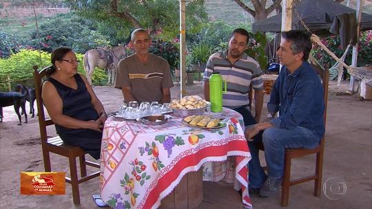 'Pelas Cozinhas de Minas': aprenda a fazer paçoca de carne de sol