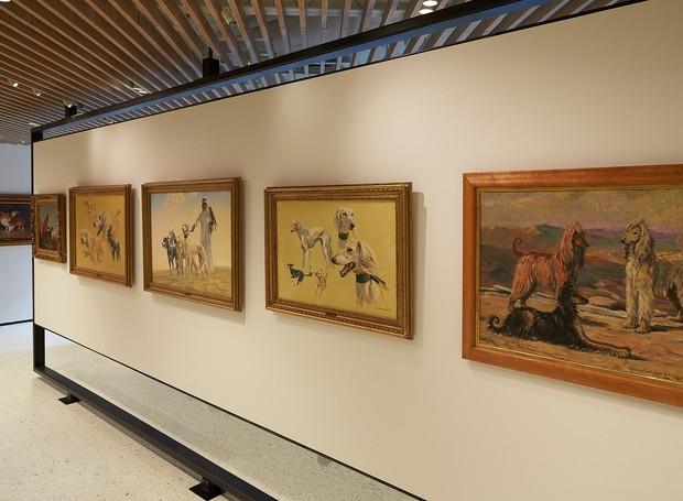 A coleção de arte existe desde 1982 e agora volta a Nova York depois de 32 anos (Foto: David Woo/ AKC/ Reprodução)