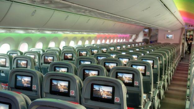 De Londres, a Norwegian voa para 100 destinos diferentes, dos Estados Unidos à Tailândia (Foto: Norwegian/via BBC News Brasil)