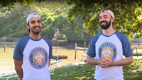 'The Wall' traz participantes do projeto Montanha para Todos