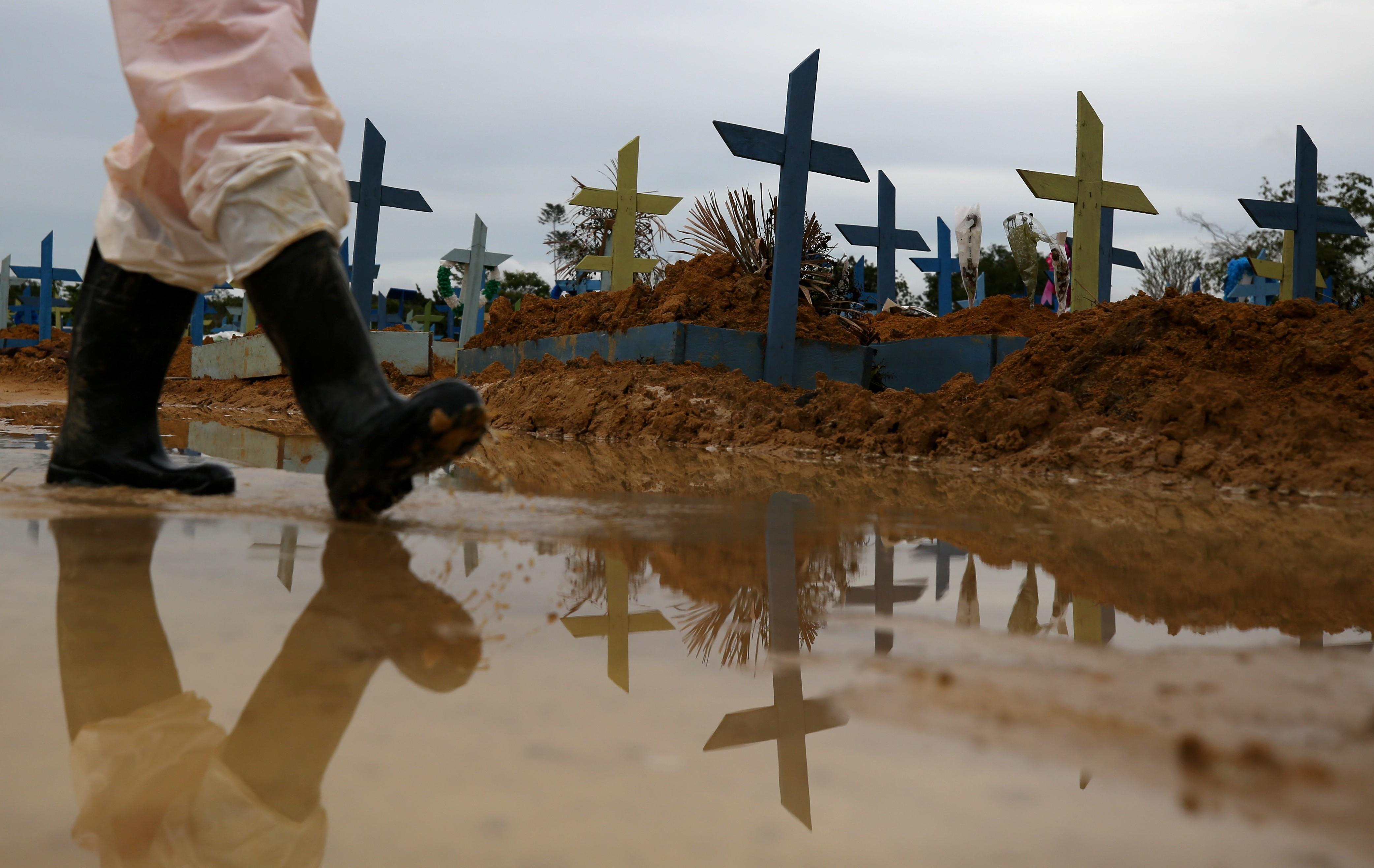 Amazonas confirma nova morte por Covid em Manaus