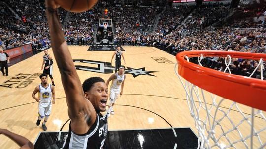 Top 10: confira as melhores jogadas da rodada de domingo na NBA