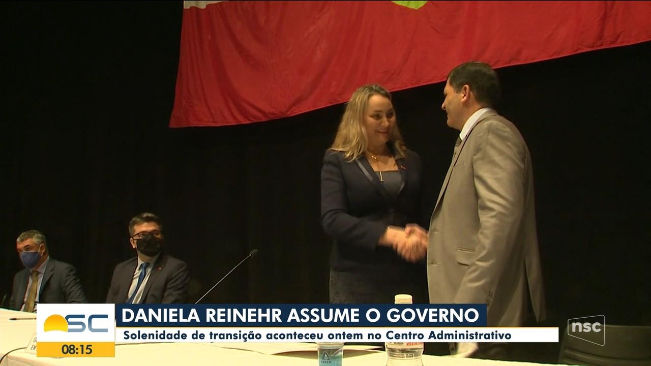 Ânderson Silva e Renato Igor comentam posse de governadora em exercício