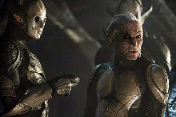 Christopher Eccleston como Malekith (Foto: Divulgação)