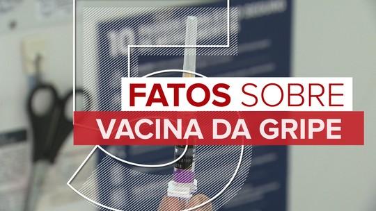 Dia D de vacinação contra a gripe mobiliza 43 cidades em Pernambuco