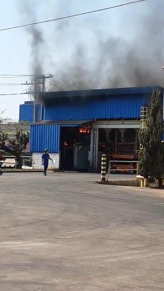 Incêndio atinge empresa de produtos automotivos em Mogi Guaçu